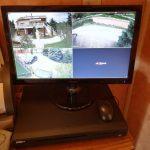 Système de vidéo surveillance : sécurité Communay