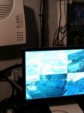 Installation de vidéo surveillance Condrieu